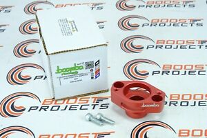 Boomba Racing Red Blow Off Valve Adapter Bov For 16 20 F150 2 7l 3 5l Ecoboost