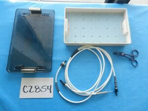 Endo Optiks Surgical Ophthalmic Laser Endoscope Ome 200 Sma hra