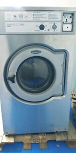 Commercial Coin op W640 Front Load Stainless Steel Used As Is