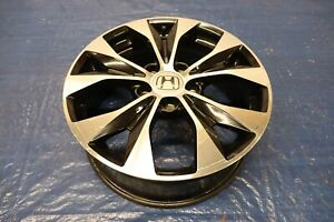 2013 13 Honda Civic Si Coupe K24z7 2 4l Oem Wheel 17x7 45 Offset 2 2 9322
