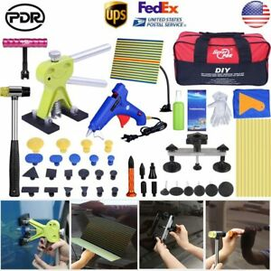 Paintless Dent Repair Hail Removal Dent Puller Lifter Line Board Scratch Pdr Kit