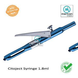 Dental Citoject Type 1 8ml Syringe Anesthesia Auto Intraligamentary Anesthesia