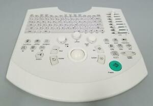 Siemens Ultrasound Sonoline Adara Keyboard With Trackball