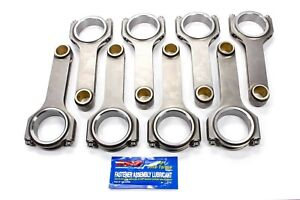 For Bbc 4340 Forged H Beam Rods 6 385 Sca2 454 6385 2200