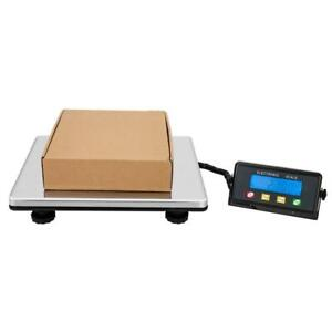 Digital Weight Scale 330lb 150kg Shipping Postal Scale Produce Deli Industrial