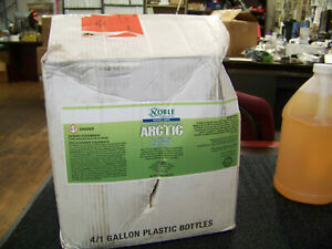 Noble Chemical Ready To Use Nickel Safe Arctic Ice Machine Cleaner 4 Gallon News