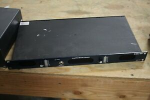Clear com Ams 1027 Amplifier Monitor Speaker Rack Mount