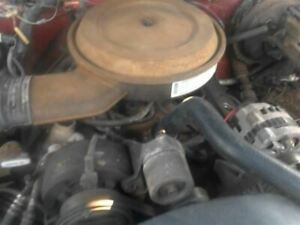 1992 Chevrolet Silverado 2500 Engine 8 350 5 7l Gasoline Vin K 8th Digit 848980