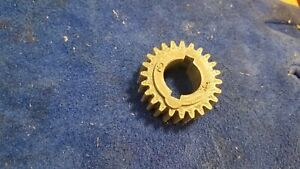 New Atlas Craftsman 9 10 12 Lathe Change Gear 24 Tooth Abs