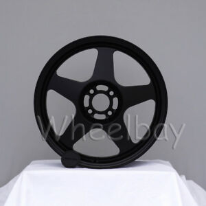 On Sale 4 Rota Wheel Slipstream 17x7 5 4x100 40 67 1 Fbk Civic Integra