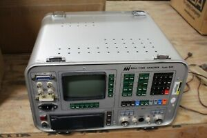 Norwegian Electronics Dual Channel Real Time Analyzer Type 830