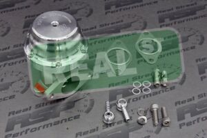 Silver Tial 38mm 14 5psi Wastegate Real Authentic F38 Real With Fittings