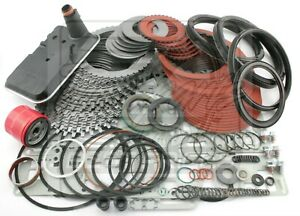 Allison 1000 2000 Duramax Transmission Performance Deluxe Kit 2000 2005