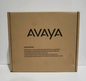 Avaya 9620l Ip Phone Voip Business Telephone Deskphone Charcoal Gray Nib New
