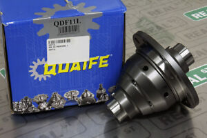 Quaife Atb Helical Lsd Differential For 350z Vq35de Manual With Open Diff Qdf11l
