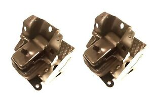 Set Of 2 Motor Mounts Front Left Right 07 14 Chevy Gmc Cadillac Tahoe Suburban
