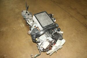 Toyota 1kz Te Turbo Diesel Engine Jdm 1kz Te 3 0l Motor 4x4 Manual Transmission