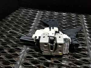 14 2014 Dodge Grand Caravan Front Right Passenger Door Lock Latch Actuator Oem