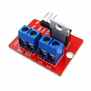 Smart Electronic 0 24v Mosfet Mos Tube Irf520 Driver Module For Pi Arm K