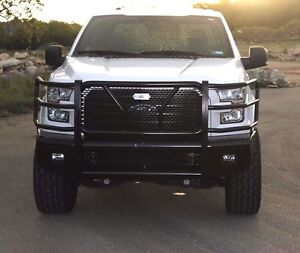 New Ranch Style Front Bumper 2015 2016 2017 Ford F150 Steelcraft Hd