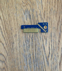 Snap On Tools Scanner Personality Key Part K 9