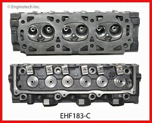 New Bare Cylinder Head Fits 1999 2007 Ford 3 0l Ohv V6 Vulcan Taurus Sable