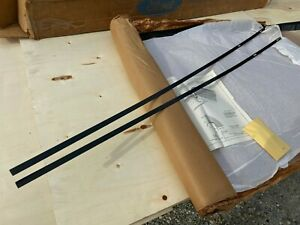 1969 Ford Galaxie Station Wagon Accessory Backseat Curtain Assembly Kit