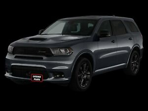 Quick Release Front License Plate Bracket For Dodge Durango 2018 2020