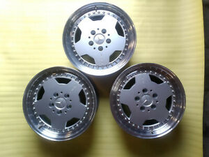 Amg Oz Racing 3p Very Rare 16 Wheel Rims Mercedes 190e W201 16v W124 R129