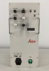Leica Oh 1 Surgical Microscope Control Panel
