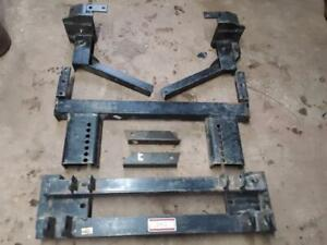 Nos Oem Western Unimount Truck Mount 99 04 Ford F250 F350 Uni Snow Plow 62660 1