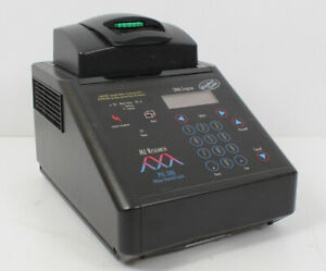 Mj Research bio rad Ptc 200 Pcr Thermal Cycler W 96 well Alpha Block tested