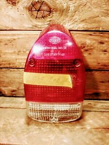 Vw New Old Stock Hella T1 Beetle Right Tail Light Lens 113945242 A 113945242 A