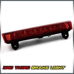 Led 3rd Third Brake Light Kit For 00 2006 Chevy Suburban Tahoe Gmc Yukon Red