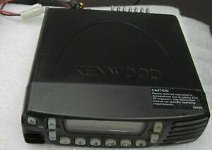 Kenwood Tk8180 Used Two Way Radio Taxi Unlocked