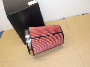 Spectre Hpr9891 Clamp on Cold Air Intake Air Filter 6 Flange X 8 5 Tall sale
