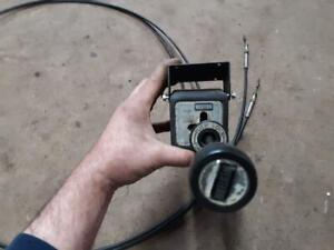 Oem Western Isarmatic Cable Pump Controller And Cables Snow Plow Joystick 56018