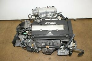 92 93 94 95 Honda Civic Sir B16a 1 6l Dohc Obd1 Vtec Engine Jdm B16a2