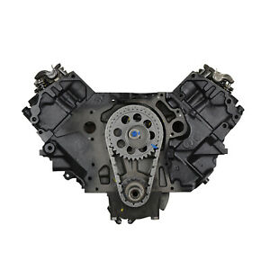 Ford 460 72 78 Complete Remanufactured Engine Non Smog