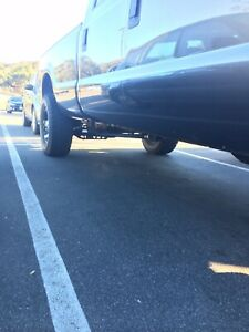 99 16 Ford F250 350 Super duty Stage 3 Pmf Long Bed Traction Bars W Gussets