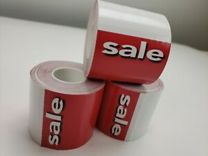 471 Self adhesive Sale Retail Labels 2 Stickers Tags