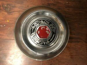 1951 1952 1953 1954 Packard Dog Dish Hubcap Packard Hub Cover 11 1 2 Across Back