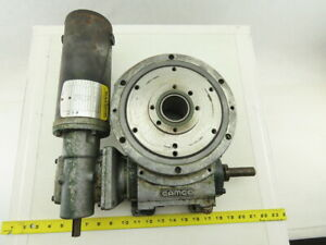 Camco 601rdm8h24 270 Rotary Indexing Table W gear Box 40 1 Ratio
