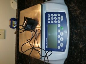 Mettler Toledo Ics241 30002 Scale 60lbs Counting Scale Weighing 002 Accurate