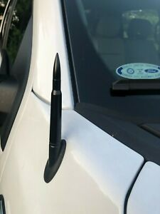 4 25 Inch Aluminum Black Antenna Mast Power Am Fm For Ford F 150 2009 2020 New