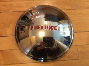 Vintage 1949 1950 Plymouth Special Deluxe National Replacement Hubcap is 927