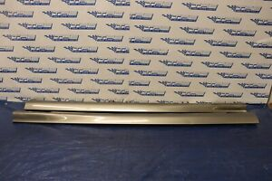 2002 04 Acura Rsx Type s K20a2 Oem Lh Rh Exterior Moulding Side Skirt 4420
