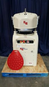 Erika Record 36 Parts Dough Divider Rounder Fully Automatic See Video