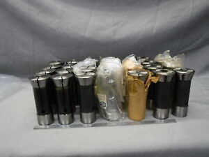 Tornos Bs20 Spindle Collet Lot Bs12367swiss Cnc Lathe
