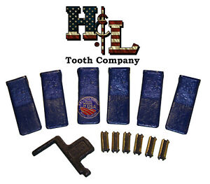 230sp H l Tooth Original Backhoe Bucket Teeth 6 Pack Usa Forged 23fp Flexpins